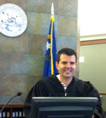 Judge George Ranalli